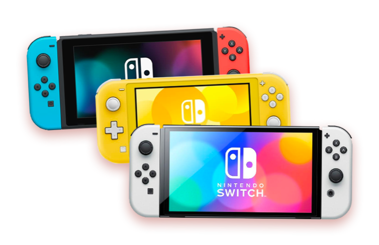 compatible with Nintendo Switch, Nintendo Switch Lite, and Nintendo Switch (OLED model)